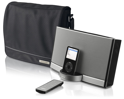 bose sounddock portable iphone speaker review bose iphone speakers. Black Bedroom Furniture Sets. Home Design Ideas