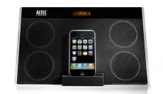 Altec Lansing inMotion Max Desk iPhone Speakers