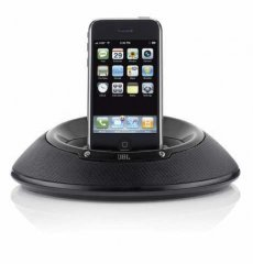 JBL Onstage IIIP Portable iPhone Speaker Review
