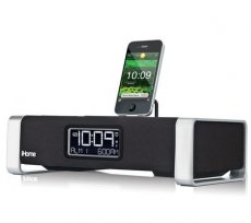 iHome iA100 Bluetooth Speakerphone Alarm Clock