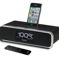 iHome iA91 Alarm Clock iPhone-iPod Speaker Review