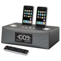 iHome iP88 Dual Dock iPhone Alarm Clock Review
