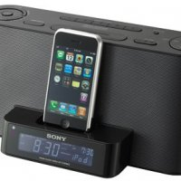 Sony ICF-C1iP iPhone Speaker with Clock Review