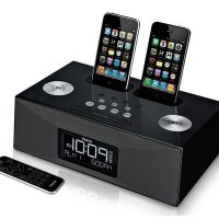 iHome iP86 Dual Dock iPhone Alarm Clock Review