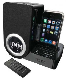iHome iP41 iPhone Alarm Clock Review