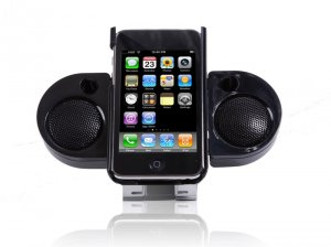 DGA Livespeakr Portable iPhone Speaker Review