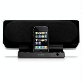 Sony SRS-GU10iP iPhone Speakers Review