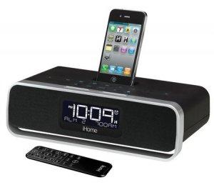 iHome iA91 Alarm Clock iPhone-iPod Speaker Review