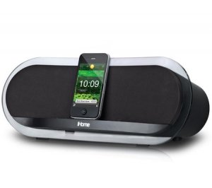 iHome iP3 iPhone Speaker Review