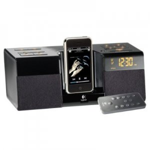 Logitech Pure-Fi Anytime iPhone Alarm Clock Review