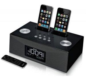 iHome iP86 Dual Dock iPhone Alarm Clock Review