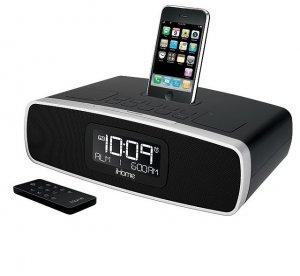 iHome iP90 iPhone Dual Alarm Clock